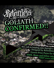 Goliath at Relentless NASS