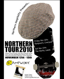 Northern Tour 2010