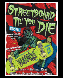 Streetboard Til' You Die